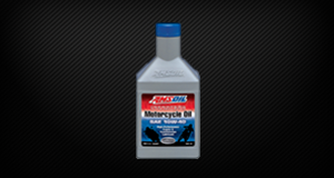 10W-40 Synthetic Motorcycle Oil