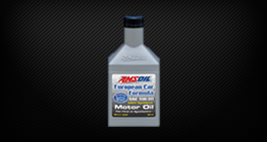 European Car Formula 5W-30 Synthetic Motor Oil