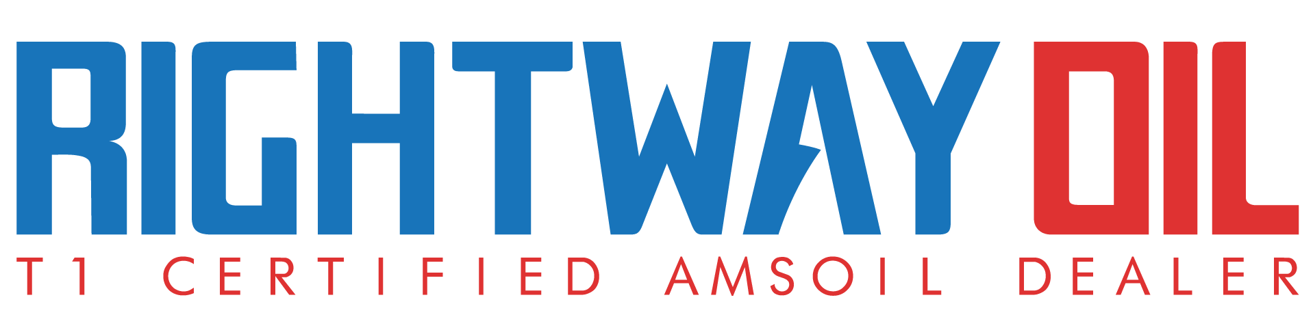 Rightway Oil an Amsoil T1 Dealer